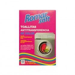 ROMAR TOALHITAS ANTI TRANSFERÊNCIA CORES 10+2